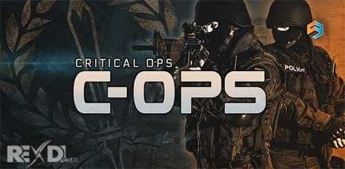 Resultado de imagem para Critical Ops Apk