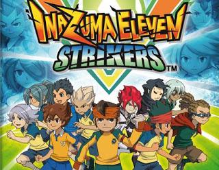 jogo super onze inazuma eleven
